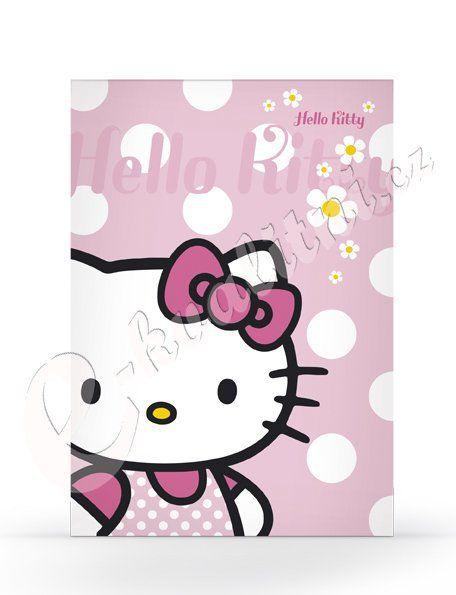 Blok A5 nelinkovaný Hello Kitty Kids Karton P+P