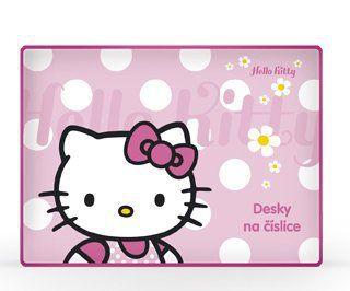 Desky na ČÍSLICE Hello Kitty Kids A5 Karton P+P