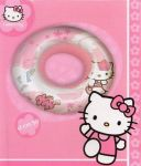 Dětský nafukovací kruh Hello Kitty 50cm