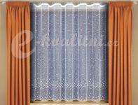 Hotová záclona Adelle >  v140 x š 55cm