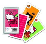 Karty Černý Petr - Hello Kitty