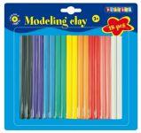 Modelovací hmota modelína 18ks, 9 barev