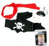 Sada doplňků pirát