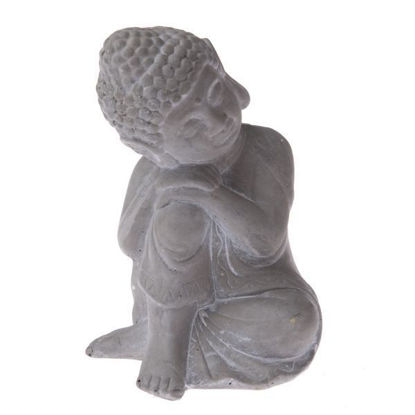 Betonová soška Budhy