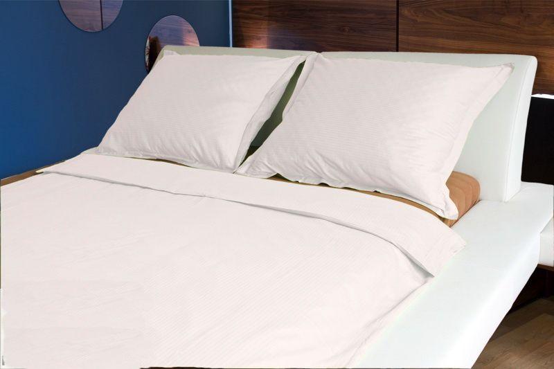 Hotelové ložní prádlo povlečení atlas grádl Solit 140x200 Fa Deni s.r.o.
