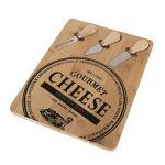 Bambusové prkénko cheese