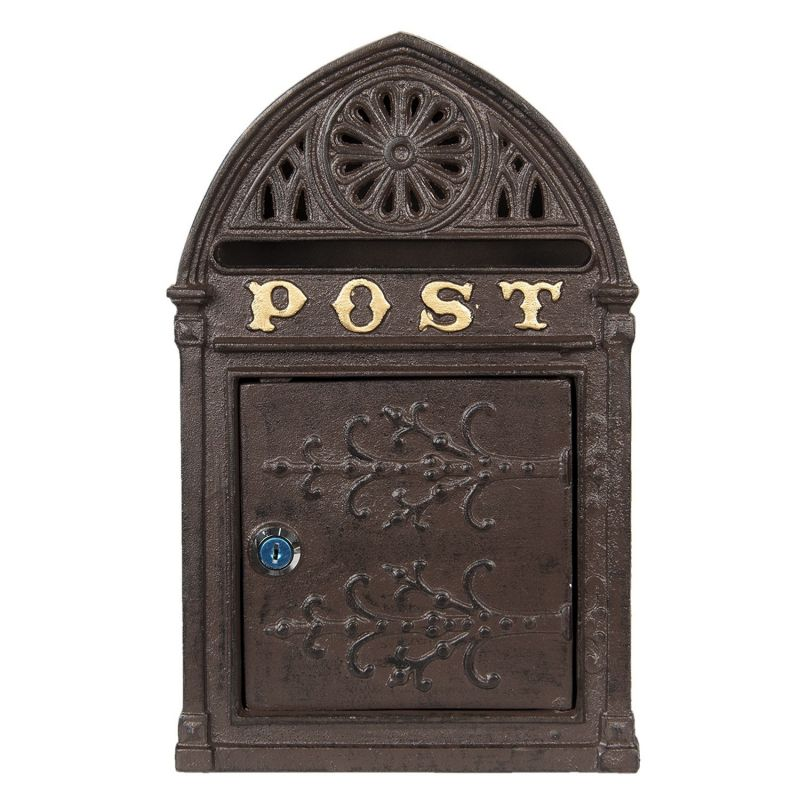 Litinová poštovní schránka Post clayre eef