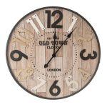 Nástěnné hodiny Old town London 60cm