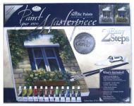 Malování podle čísel na plátno European Window, Linda Coulter
