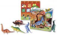 Velká sada Origami Dinosauři - FOLIA