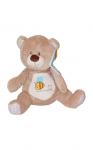 Dětský plyšák Duhové plyšáčky- medvídek- 25 cm
