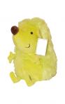 Dětský plyšák Ježek Neonek- zelený- 25 cm
