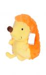 Dětský plyšák Ježek Neonek- žlutý- 25 cm