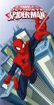 Dětská osuška 70x140cm - Spider-Man Ultimate 01