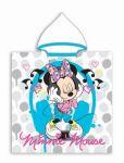 Dětská osuška, pončo s kapucí - Myška Minnie Mouse 50x115cm