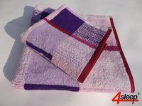Ručník NEPTUN - 01  70x140 fialový