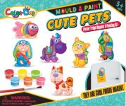 Sada na výrobu magnetků CUTE PETS - Zvířátka