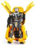 Transformer autorobot Ferrari - žlutý