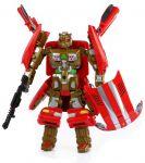 Transformer autorobot Viper - červený
