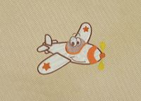 Zavinovačka STANDART - Letadýlko béžové