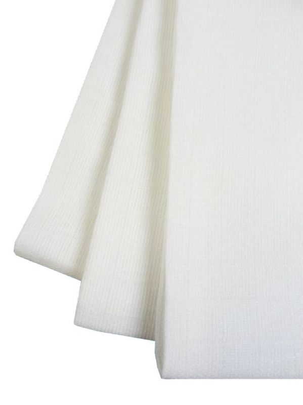 10ks plen 70x70 - barva : Bílá