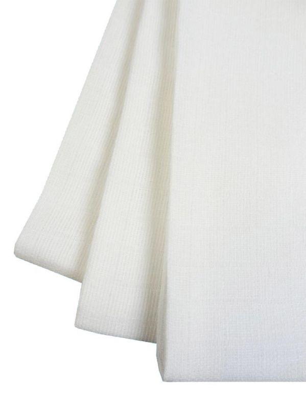 5ks plen DELUX 70x70 barva bílá