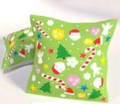 Dekorační polštářek  40x40 - Vánoční motiv ozdoby